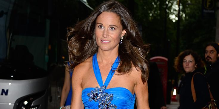 pippa middleton engagement ring wedding date