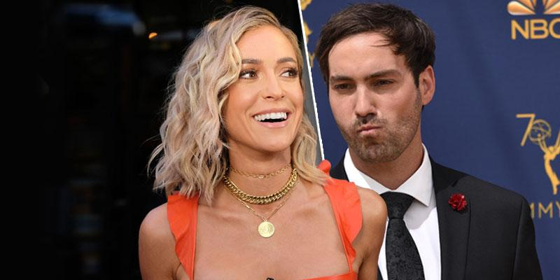 Kristin Cavallari] Spotted Kissing Comedian [Jeff Dye] Following Split