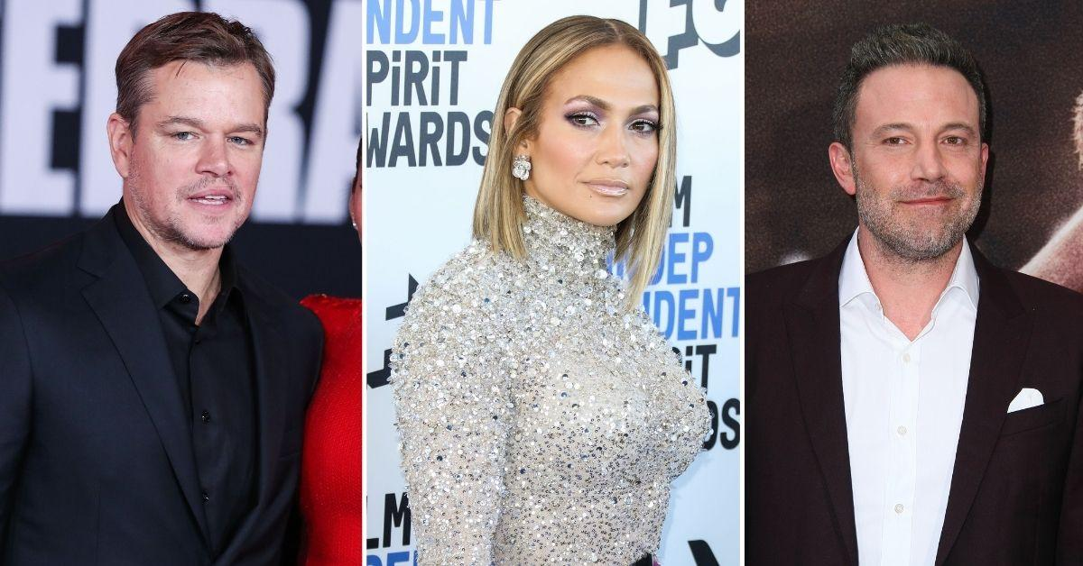 matt damon ben affleck jennifer lopez reunion rumors awesome alex rodriguez