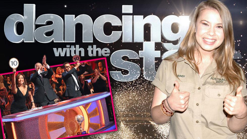 Bindi irwin dancing with the stars