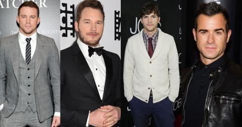 Hollywoods real leading men