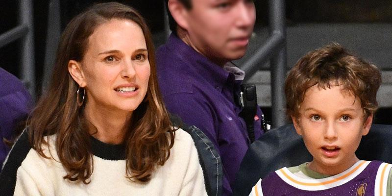 Natalie Portman Basketball PP