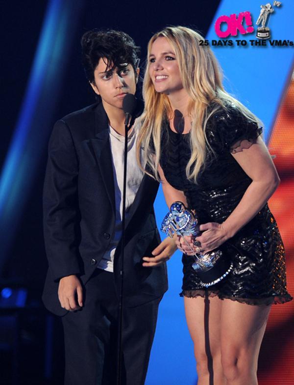 Britney Lady Gaga