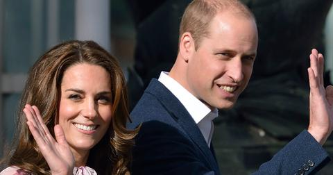 William, Kate and Harry celebrate World Mental Health Day