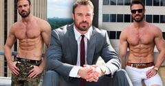 chad johnson bachelorette jojo fletcher villian body muscles workout