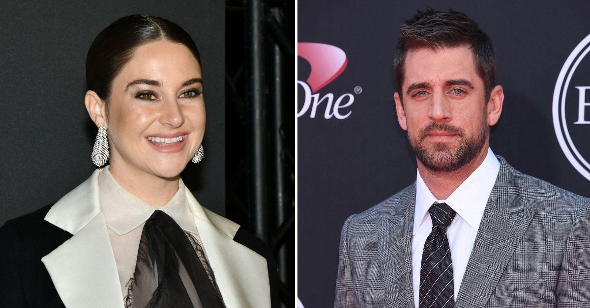 New Couple Alert! Shailene Woodley & Aaron Rodgers Are In A 'Private' & 'Low Key' Relationship, Insider Reveals