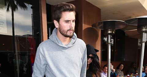 Scott disick fighting kris jenner return kuwtk