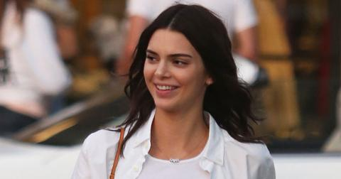 Kendall Jenner Dating Life PP
