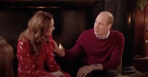 Kate Middleton Rejects Prince William's PDA Video