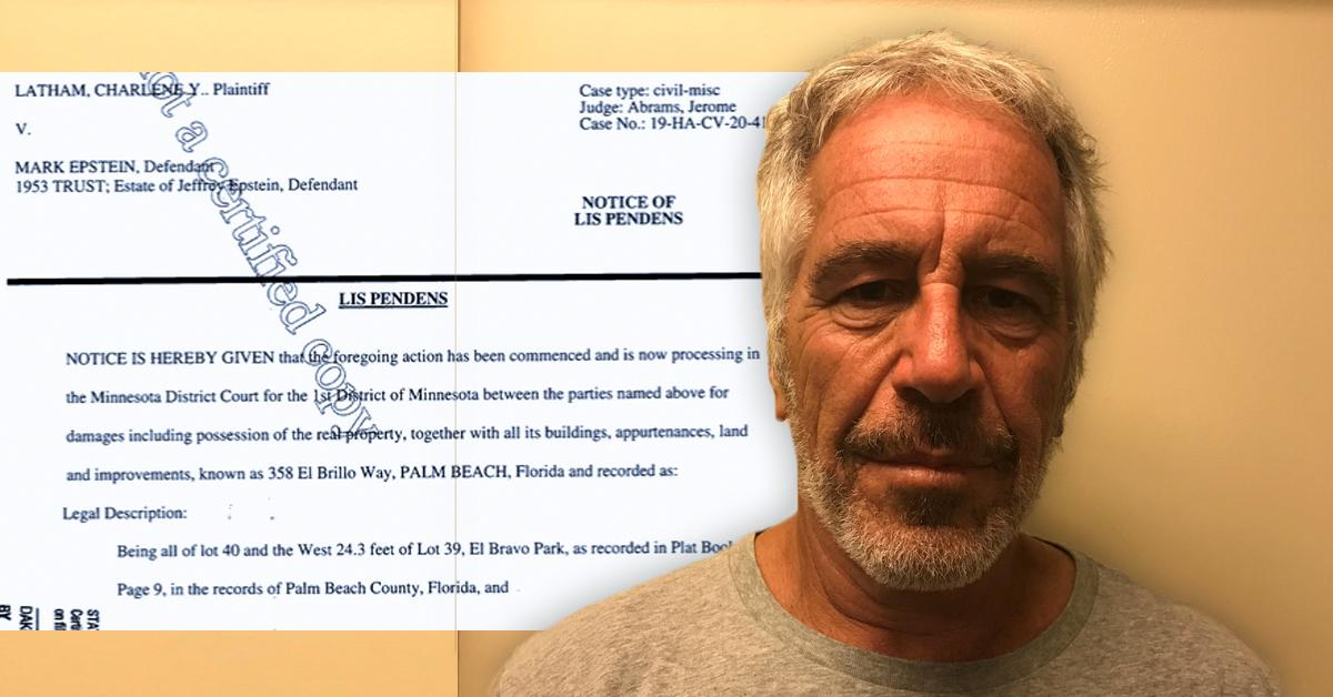 jeffrey epstein palm beach mansion lawsuit pf