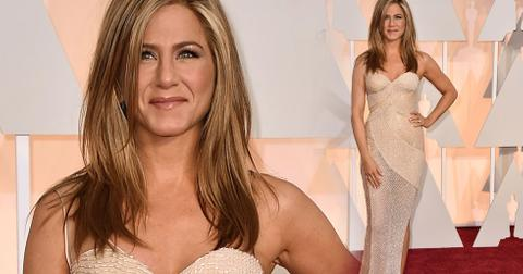 Jennifer aniston 2015 oscar arrivals