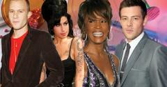 Hollywood addiction stars die overdose
