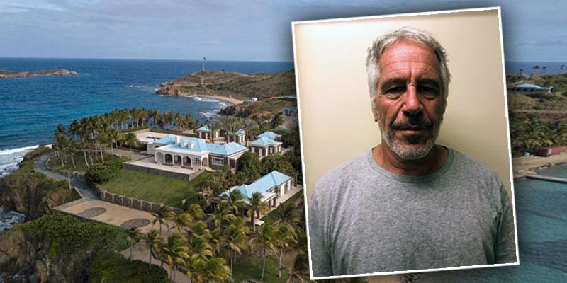 Jeffrey Epstein Travel Trips Offshore Accounts Details