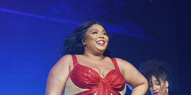 [Lizzo] Performs At iHeartRadio Jingle Ball Tour 2019