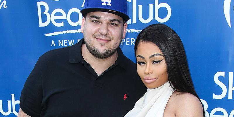 Rob Kardashian Shares Another Snap Of His Sleeker Body