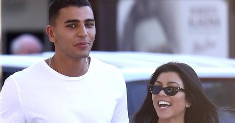 Kourtney Kardashian and Younes Bendjima take their love to Saint Tropez