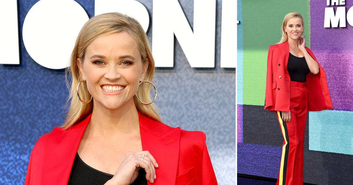 reese witherspoon attends the morning show photocall