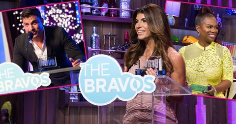 2016 bravo awards teresa guidice