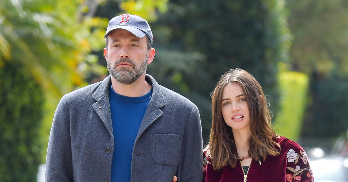 inside ben affleck ana de armas split everything we know relationships