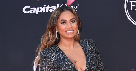 Ayesha Curry On Red Carpet