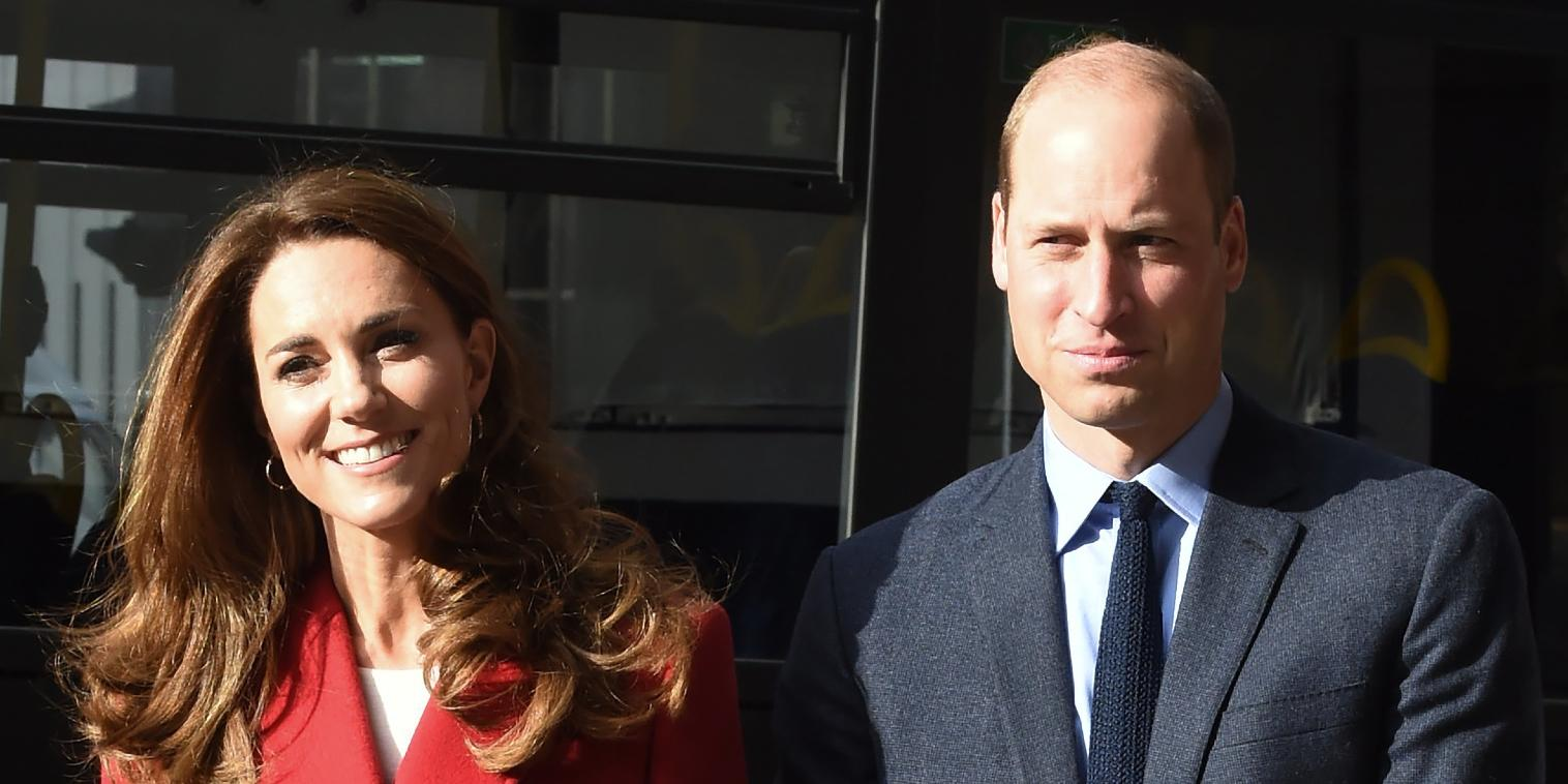 The Duke and Duchess of Cambridge attend the launch of the Hold Still Campaign