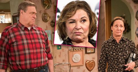 John goodman laurie metcalf pay cuts conners pp ok
