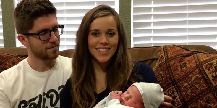 Jessa Duggar & Ben Seewald Talk Baby Names After Welcoming ...