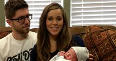 Jessa duggar welcomes baby number two name pictures son kid counting on hero