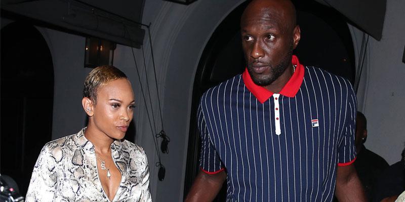 Lamar Odom Sabrina Parr Abuse Allegations PP