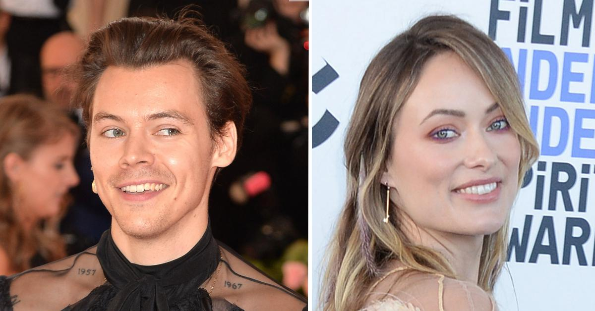 'She Fell Under His Spell': Olivia Wilde & Harry Styles Are In 'The Happy Stage' As Relationship Ramps Up