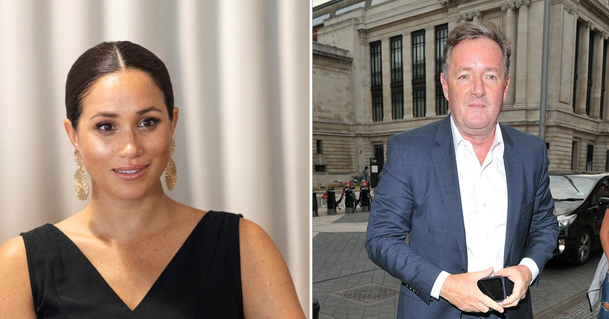 piers morgan meghan markle tirade claims oprah winfrey interview