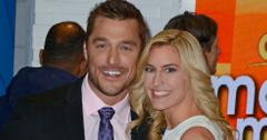 'The Bachelor's Chris Soules and Whitney Bischoff appear on 'Good Morning America' in NYC