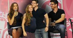 Jessa duggar ben seewald show spinoff josh baby pregnancy