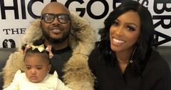 Dennis McKinley With Porsha Williams And Daughter Pilar