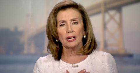Nancy Pelosi DNC