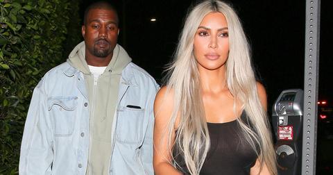 Kim kardashian kanye west awkward