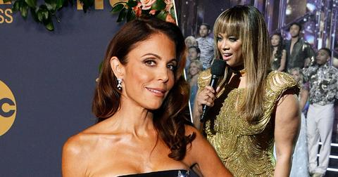 Bethenny Frankel Claps Back At Tyra Banks' 'Housewives' Ban On 'DWTS'