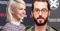 Michelle williams dating jonathan safran foer