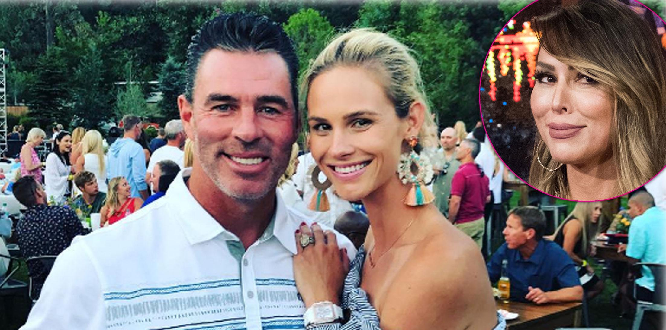 Jim Edmonds Slams Kelly Dodd Meghan Mistress Long