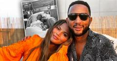 Chrissy Teigen and John Legend lose Baby No. 3