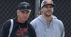 Kevin Federline Restraining Order Britney Spears' Dad Jamie Spears