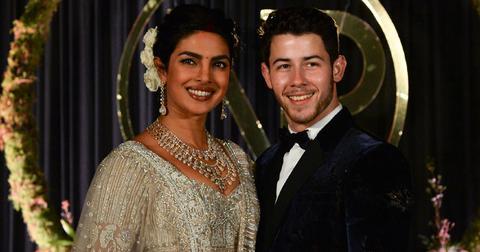 Nick and priyanka wedding post pic