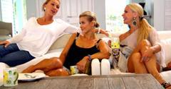 Lea Black, Joanna Krupa and Alexia Echevarria on RHOM