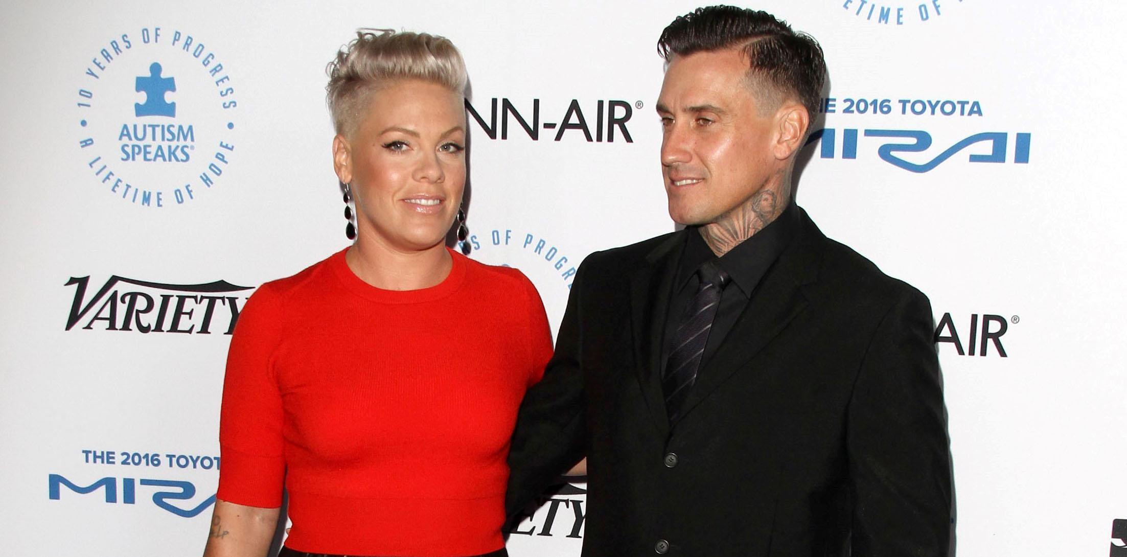 Pink carey hart sex life