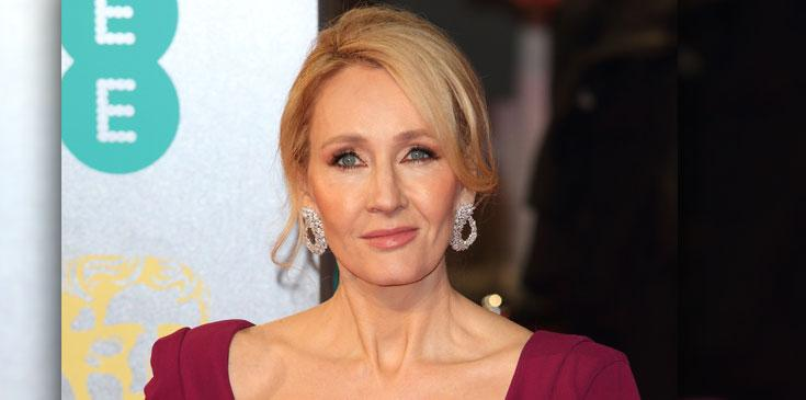 Jk rowling behind closed doors ok hero