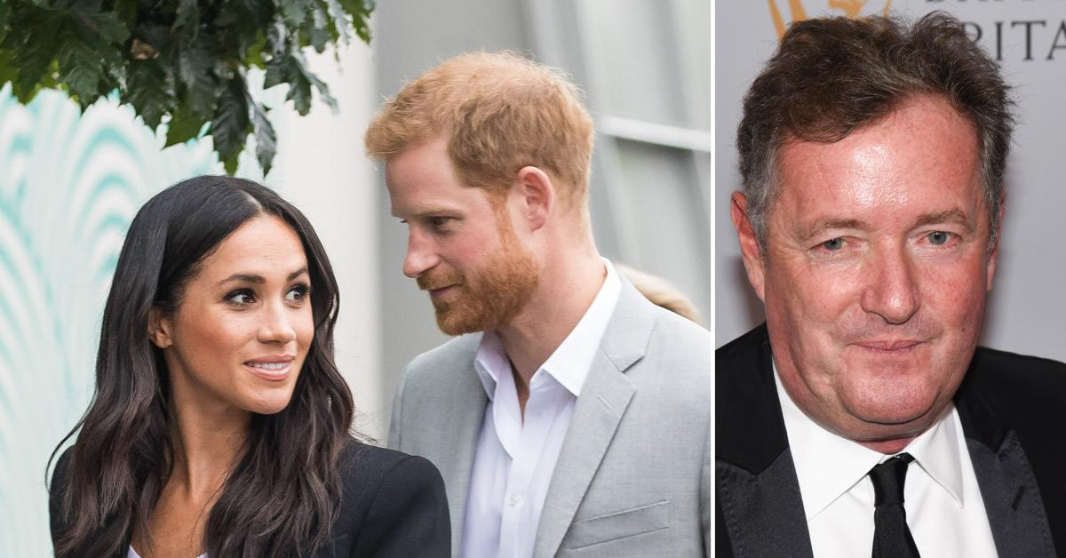 piers morgan quits good morning britain meghan markle backlash pf