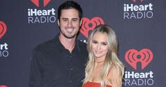 ben higgins lauren bushnell split long