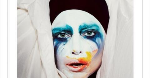 Gaga cover art