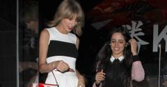 Taylor Swift Enjoys A Girl's Night Out