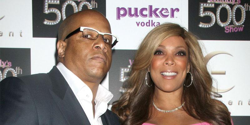 //Wendy Williams Kevin Hunter Divorce PP